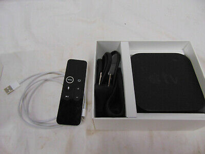 Apple TV (5th Generation) 4K HD Media Streamer (MP7P2LL/A) 64GB - Free Ship! #50