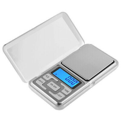Portable Mini Digital Scale Jewelry Pocket Balance Weight Gram LCD 200g x 0.01g#