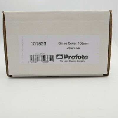 Profoto Glass Cover 100Mm Clear Unc #101523