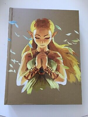 Guide collector The Legend of Zelda Breath of the Wild NINTENDO SWITCH