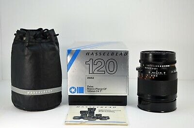 Hasselblad 120mm f/4 CF Zeiss Makro-Planar T* Lens for 500-Series Cameras