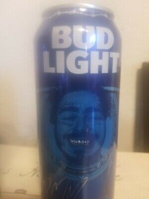 Post Malone Special Edition Bud light