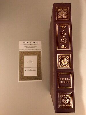 Easton Press A Tale Of Two Cities Charles Dickens Like New Used