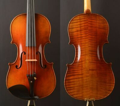 "German OilA Strad model T20 Viola 14""  size same as 4/4 !Rich Warm Deep"