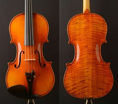 "German OilA Strad model T20 Viola 15.5""  body 392mm !Rich Warm Deep"