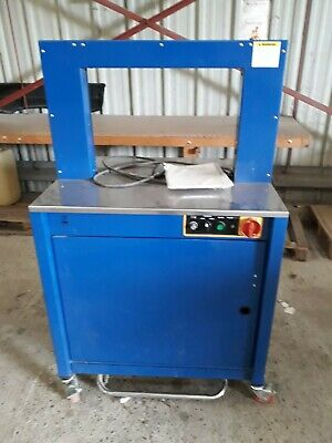 Transpak TP-701 automatic pp strapping machine