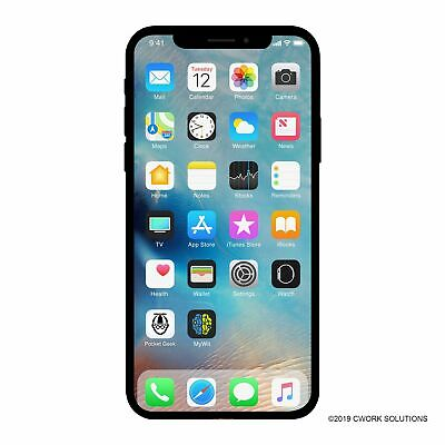 Apple iPhone XR a1984 64GB T-Mobile Unlocked -Very Good