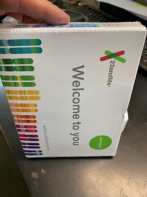 NEW 23andMe DNA Test Kit Ancestry Personal Genetic Family Tree  FREE SHIP.