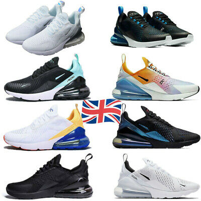 Womens Mens Air-Max 270 Running Shoes Casual Light Sport Trainer Sneakers UK