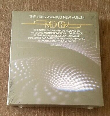 Tool Cd Fear Inoculum Deluxe Limited Edition