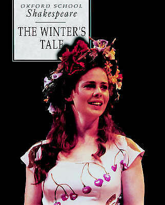 The Winter's Tale (Oxford School Shakespeare) By William Shakespeare