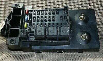 1999-01 FORD SUPER DUTY F-Series EXCURSION  FUSE JUNCTION BOX YC3T-14A067-HA