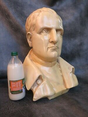 A Good Plaster Bust Of Napoleon Bonaparte,Late 19Th Early 20Th Century