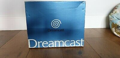 Dreamcast Box and Manual Only