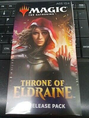 Magic: The Gathering Throne of Eldraine Pre-Release Pack Sealed