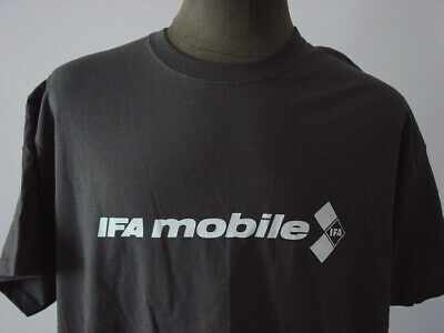 IFA mobile ★ T-Shirt * NEU * Siebdruck * DDR * Oldtimer * dark graphite