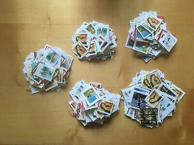 500 UNFRANKED 2nd CLASS XMAS STAMPS ON PAPER -FV £305