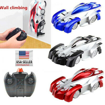 Wall Climbing Climber RC Racer Radio Remote Control Racing Car Toy Kid Gift WC01