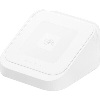 Dock for Square Contactless and Chip Reader - White