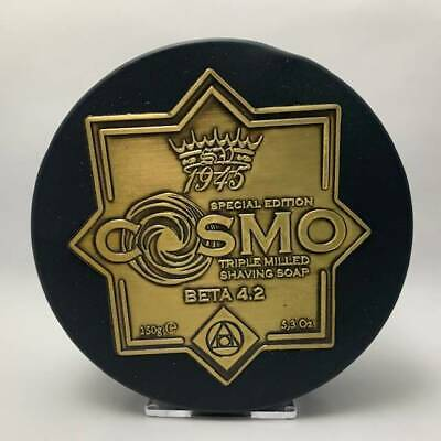 Cosmo Shaving Soap - by Saponifico Varesino (Pre-Owned - Never Used)
