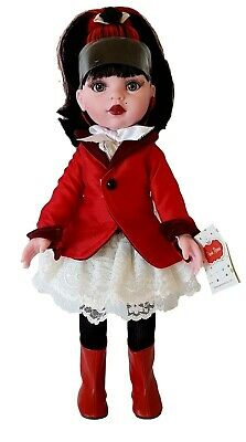 Paola Reina Doll Monster Rosa 32cm Vanilla Scented Gift Boxed New 04690