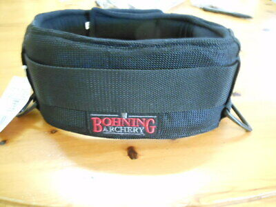 Archery padded quiver accessories belt Bohning small (28-32) new