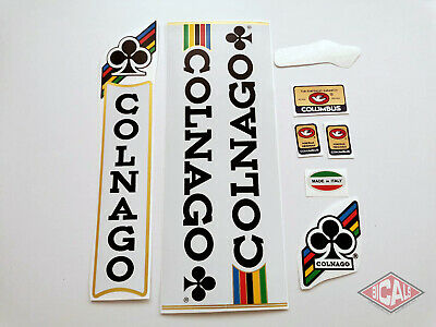 Merckx Molteni decal  set choices of head decals and Colnago Derosa Kessels