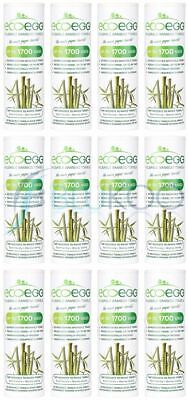 Ecoegg Bamboo Towels - 20 Towels (Pack of 12)