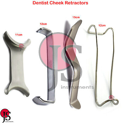 Oral Lip Cheek Retractor Dentistry Mouth Opener Tongue Depressor Tissue Surgical