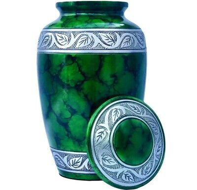 Cremation Urn for Human Ashes - Elegant and Affordable Funeral Urn (Adult)