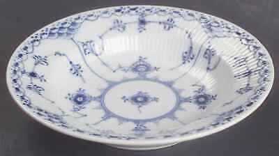 Royal Copenhagen BLUE FLUTED HALF LACE Rimmed Fruit Dessert (Sauce) Bowl 7184239