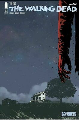 Walking Dead #193 SDCC variant (SOLD OUT) - NM or better - IN HAND