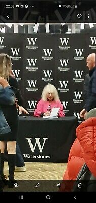 Debbie Harry Signed Book 'Face It',With Photo