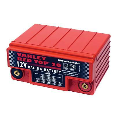 ** COSMETIC DAMAGE ** Varley Red Top 20 Motorsport Battery K770-K017