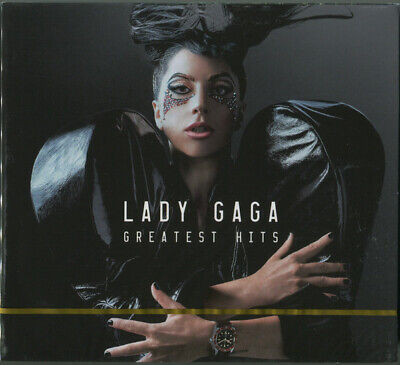 LADY GAGA Greatest Hits Best songs Collection Music 2 CD