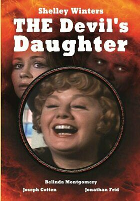 The Devil's Daughter (1973 TV horror movie) MOD DVD disc only