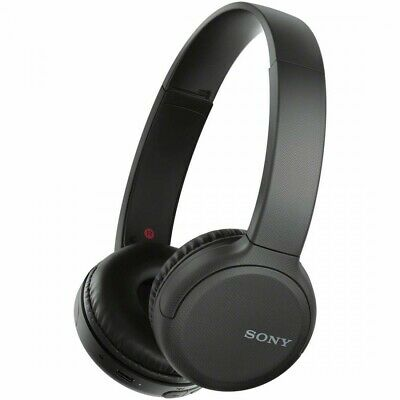 2019 Model SONY wireless headphones WH-CH510: bluetooth / AAC compatible black