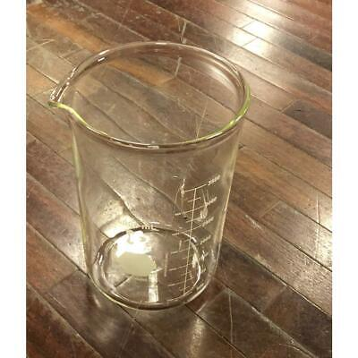 KIMBLE CHASE 14005-4000 4000mL HEAVY DUTY LOW SCALE GLASS BEAKER