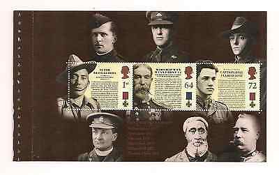 2006 Gb Qe2 Royal Mail Dx37 Prestige Stamp Book Pane Victoria Cross Sg 2659B