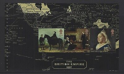 2019 Gb Royal Mail Dy30 Victoria Bicentenary Commemorative Prestige Stamp Pane 4