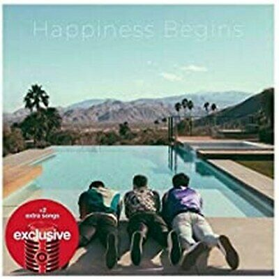 Happiness Begins [Target Exclusive] - Jonas Brothers (CD, 2019, Republic)