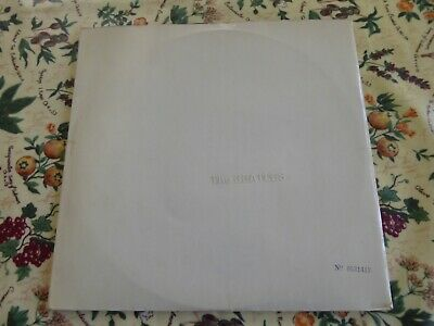 The Beatles - The White Album  -  Stereo Top Opener  -  (No Inserts) - Uk Apple