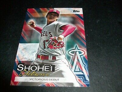 2019 Topps Update Shohei Ohtani Highlights - U Pick - Complete Your Set