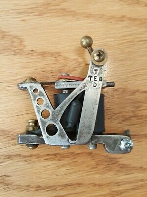 Ted Ted king of the dead Used tattoo machine