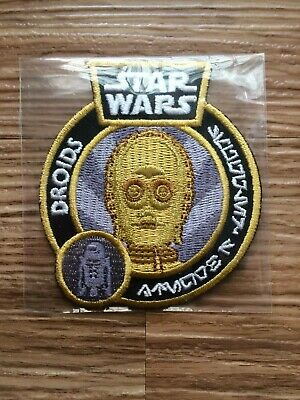 Funko Smugglers Bounty C-3PO Droids Patch Star Wars Brand New Sealed
