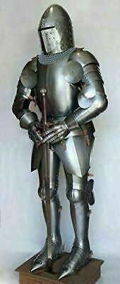 Armour Medieval Knights Suit of Armor Wearable Full Body