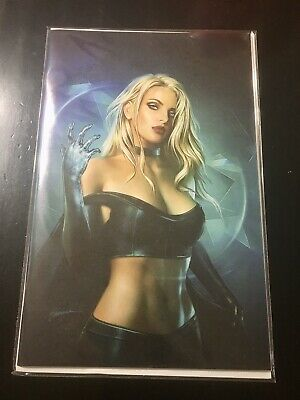 House of X #1 Shannon Maer Virgin Emma Frost COA VERY HIGH GRADE, Sold Out