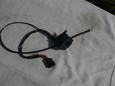 2004 Ducati ST4s abs LH bar switch assembly