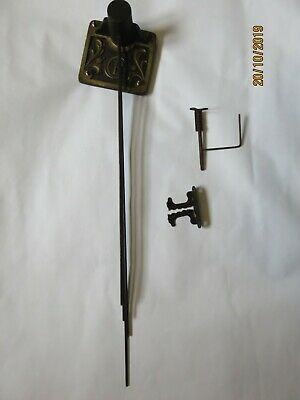 Antique Clock Chime Gong, Clock Chime Bar - Four Rod