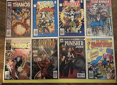 Mixed LOT OF (100) Marvel ~ DC & Indie Titles ~ 1970-Modern ~ Comic Book Lot